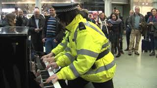 The Rock and Roll Piano Police