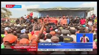 Monday Night News: Opposition leaders' master plan is to form NASA-National Super Alliance to face J