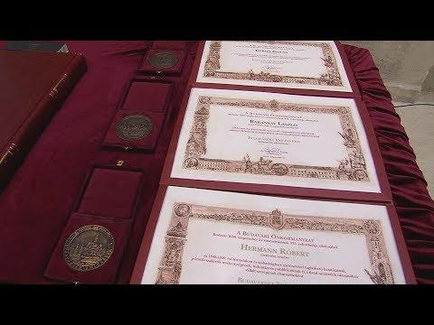 Budavárért Emlékérem átadás 2019 - video preview image