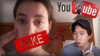 揭發【Ash Vlogs】騙局真相!!! [都市傳說破解] 100%
