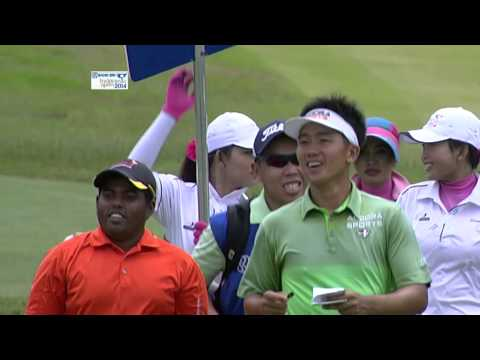 2014 BANK BRI Indonesia Open Highlights