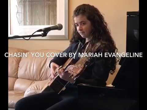 "Morgan Wallen ""Chasin' You"" cover by Mariah Evangeline"
