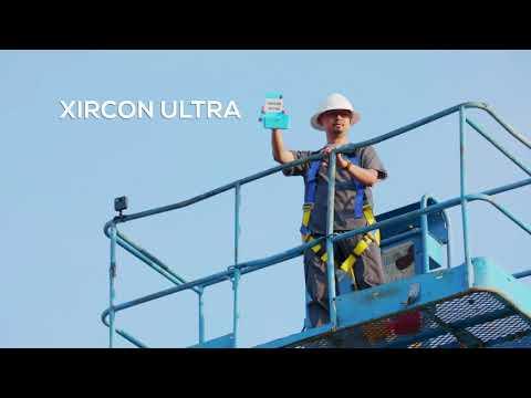 XircOn Ultra vs Zirconia Impact Absorption Test