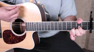 Coldplay   Paradise   How To Play   Acoustic Guitar Songs   Easy Guitar Lessons