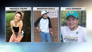 Victims Of Roanoke County Triple Homicide Identified, 18 Year Old Arrested, Charged With Murder
