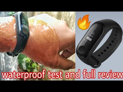 Xiaomi Mi Band 3 Unboxing and Review  just Rs. 1,999, Now in India, cheapest fitness band!