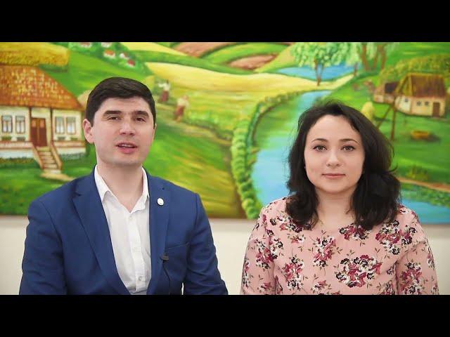 Urare de Ziua Internațională a Familiilor (2021) - Andrei & Diana Eșanu