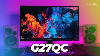 GIGABYTE 게이밍 G27QC 165 커브드 HDR 제이씨현_동영상_이미지