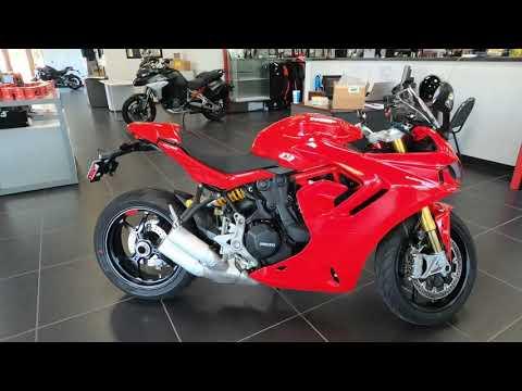 2021 Ducati SuperSport 950 S in West Allis, Wisconsin - Video 1