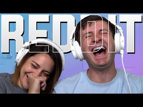 THESE VIDEOS WILL MAKE YOU LAUGH!! - Reddit Reactions w/ My Girlfriend