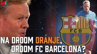 Bijzondere Prestatie Koeman: 'Van Uitgekotst Oranje Naar Groepshoofd Op EK 2020?'