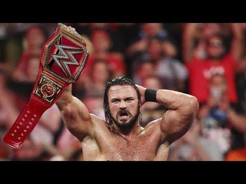 5 WWE Wrestlers Rumoured To Get A Big Push In 2018! WWE rumoured champions