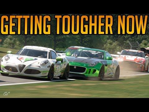 Gran Turismo Sport: It's Getting Tougher