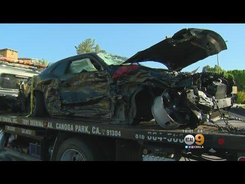 Street Racing Crash Investigation
