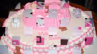 Baby shower cake ideas girls