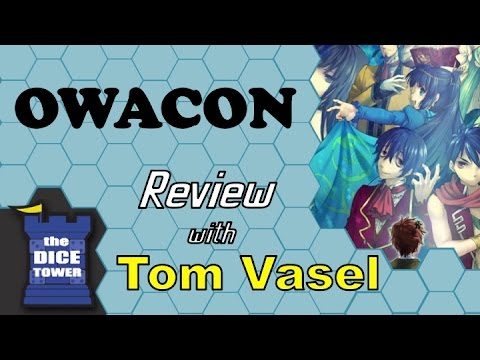 Dice Tower Reviews: OWACON