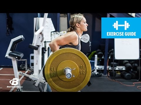 Yates Row Reverse Grip | Exercise Guide