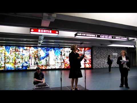 Vidéo de Louise Desjardins