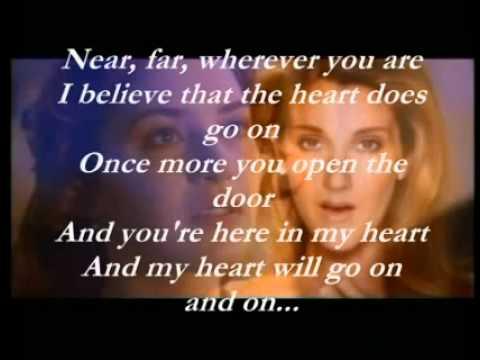 Celine Dion   My Heart Will Go On Karaoke mp4    YouTubeB19A77A3F73