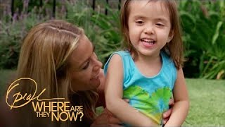 Denise Richards on Adopting Her Daughter Eloise   Where Are They Now   Oprah Winfrey Network