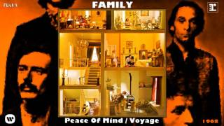 Family - Peace Of Mind / Voyage (SBM Remastered Sound) [Prog Rock - Psychedelic Rock] (1968)