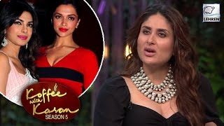 Kareena Kapoors REACTION On Priyanka & Deepikas Hollywood Debut  LehrenTV