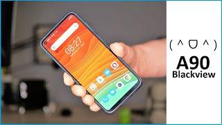 Blackview A90: Neues 90€ Smartphone mit NFC, toller Optik Helio P60 und üppig Speicher - Kurztest -