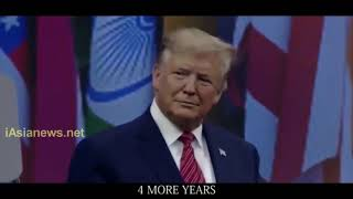 Four More Years Mr President – Four more years. Trump – Modi