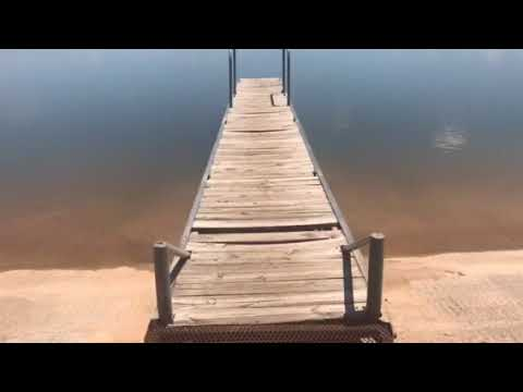 the dock here is a little rickety and in need of repair