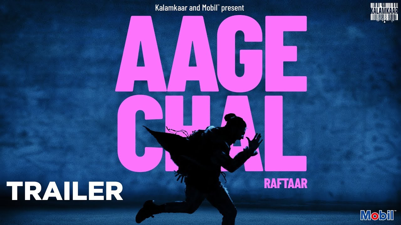 AAGE CHAL Lyrics - RAFTAAR - #LyricsBEAT