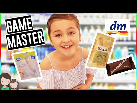 GAME MASTER AUFGABE ❗️Finde das AUßERGEWÖHNLICHSTE Produkt im DM! Alles Ava
