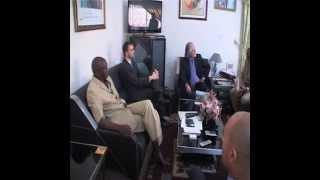 preview picture of video 'SATAREM - Rencontre avec le Premier Ministre Guinéen Monsieur Mohamed Saïd Fofana'