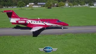 """Pilatus PC-24 SN-115 1st Test Flight """"Steelman Aviation"""""""
