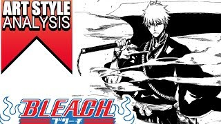 Art Style Analysis- BLEACH- Clip Studio Paint