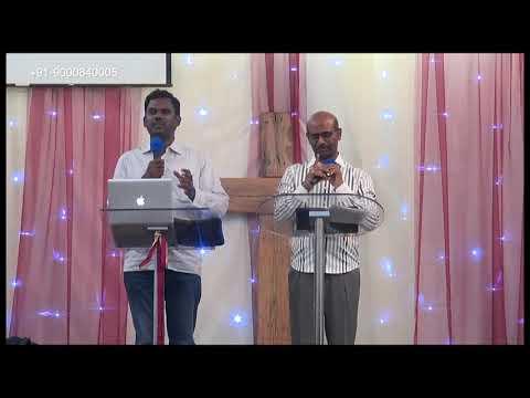 Pastor Ernest Thathapudi Testimony || English & Tamil Christian Message   Southampton at England