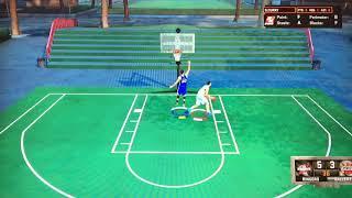 NBA2k Curry vs. Klay SHOCKING ENDING?!?!?