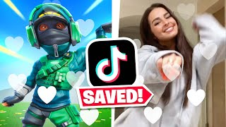 TikTok is SAVED