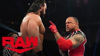 Drew McIntyre vs. MVP: Raw, Feb. 17, 2020