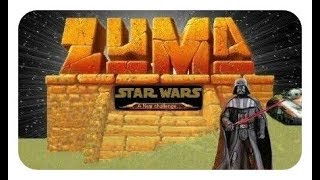 Zuma Deluxe Star Wars Mod - Level 6 (Video Game)