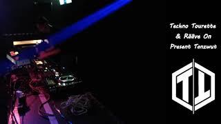 Patrick Arbez@27.4.19 Techno Tourette & Rääve ON ! Tanzwut