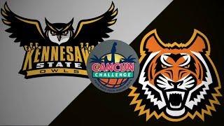 2018 Cancun Challenge | Kennesaw St vs Idaho State