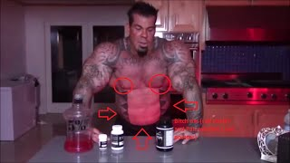 RICH PIANA Palumboism And B*tch Titts ! Steroid Side Effects!+RIP RICH+