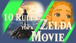 Zelda Movie: 10 Ways not to Ruin it!
