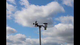 Beste Wetterstation/ Sainlogic Profi WLAN Wetterstation - WiFi Internet Funk