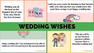 What to write in a wedding card for best friend