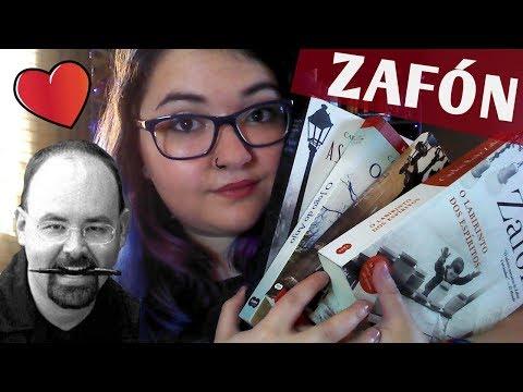 Como ler Zafón? (Saga O Cemitério dos Livros Esquecidos)