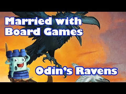Odin's Ravens Review with Married with Board Games