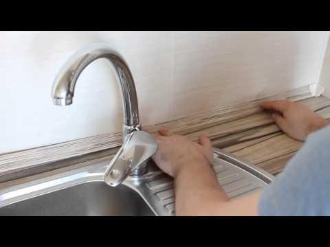 Монтаж кухонного плинтуса своими руками