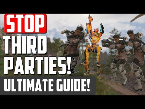 How To STOP Being Third Partied In Apex Legends! - Advanced Positioning Guide