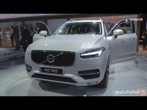 LA Auto Show: Volvo Cars US President and CEO Tony Nicolosi Talks Safety and the 2016 XC90